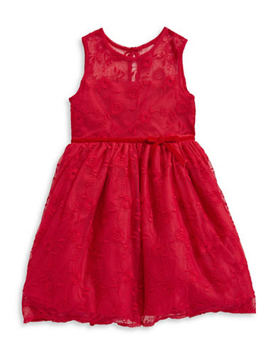 4ever Free 4ever Free Dress-CRIMSON-2