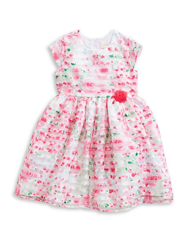 4ever Free Burnout Floral Dress-ASSORTED-3