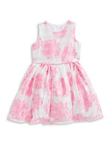 4ever Free Floral Sleeveless Dress-PINK-3