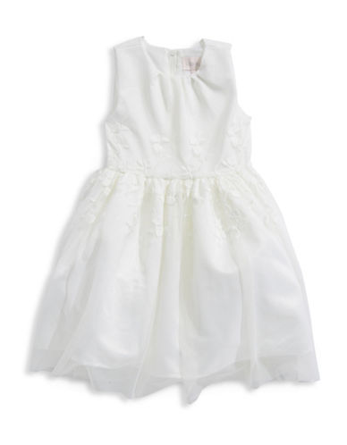 4ever Free Sleeveless Embroidered Dress-WHITE-6