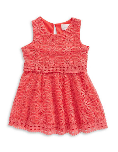 4ever Free Floral Crochet Sleeveless Dress-BARRY-8