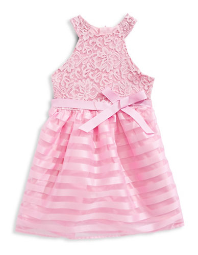 4ever Free Lace Organza Dress-PINK/ROSE-8