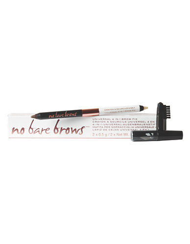 Know Cosmetics No Bare Brows Universal 4-in-1 Brow Fix-UNIVERSAL-One Size