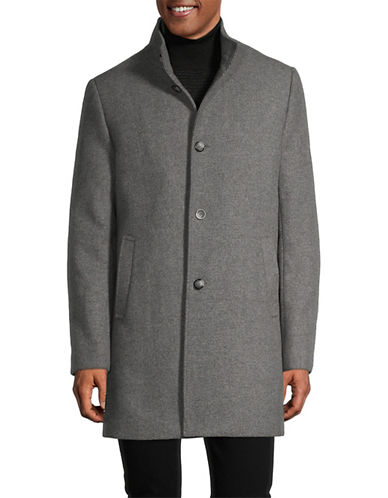 Soul Of London Floral Dress Shirt-NAVY-18