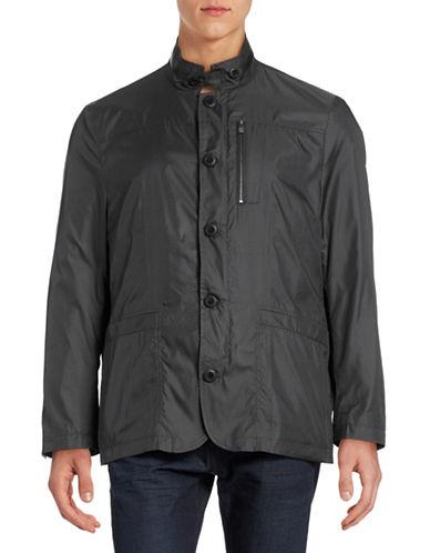Horst Patterned Zip-Front Jacket-GREY-Large 88088500_GREY_Large