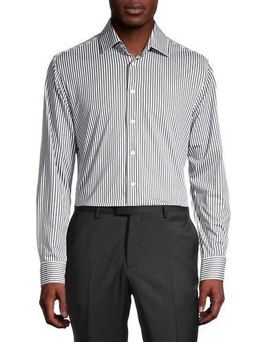 Horst Textured Wool-Blend Gilet Coat-BLUE-54