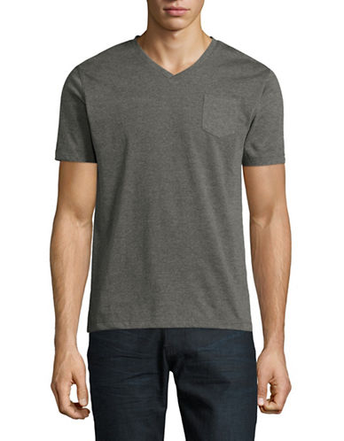 Horst V-Neck Pocket T-Shirt-BLACK-Small 88997401_BLACK_Small