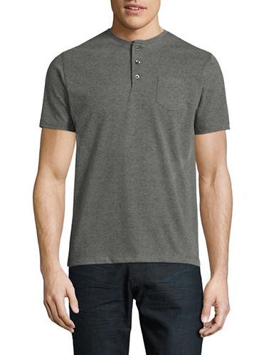 Horst Pocket Henley T-Shirt-BLACK-Large 88997419_BLACK_Large