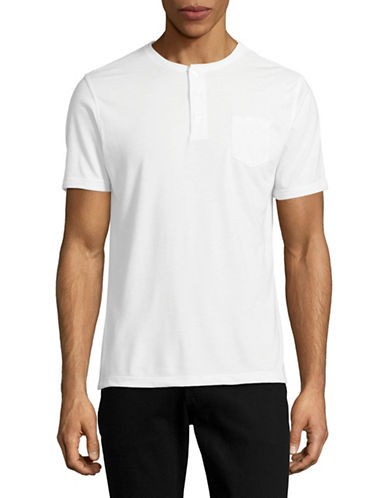 Horst Pocket Henley T-Shirt-WHITE-Large 88997423_WHITE_Large