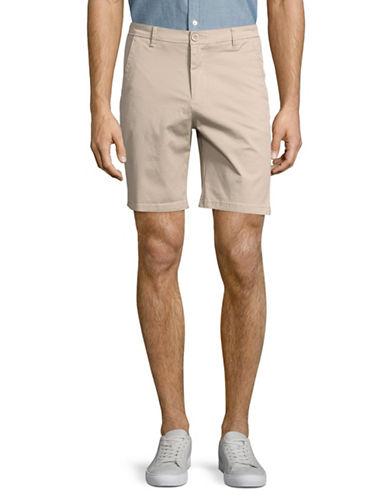 Horst Bermuda Shorts-BEIGE-36