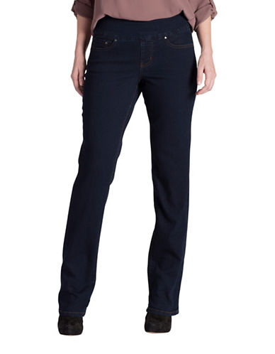 Jag Jeans Paley Bootcut Jeans-BLUE-16