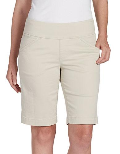 Jag Jeans Ainsley Twill Bermuda Shorts 90091526