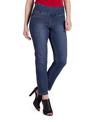 Jag Jeans Amelia Ankle Jeans-BLUE-14