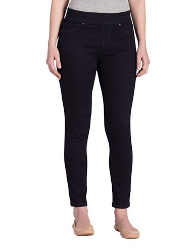 Jag Jeans Marla Leggings-DARK INDIGO-X-Small