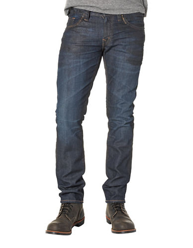 Silver Jeans Taavi Cotton Blend Jeans-BLUE-36X30