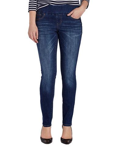 Jag Jeans Nora Skinny Jeans-INDIGO MEDIUM-4