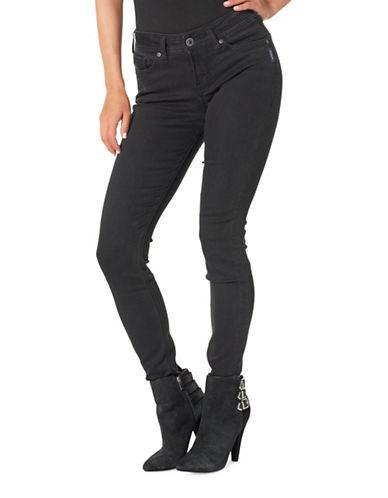 Silver Jeans Aiko High-Rise Super Skinny Jeans-INDIGO-29X29