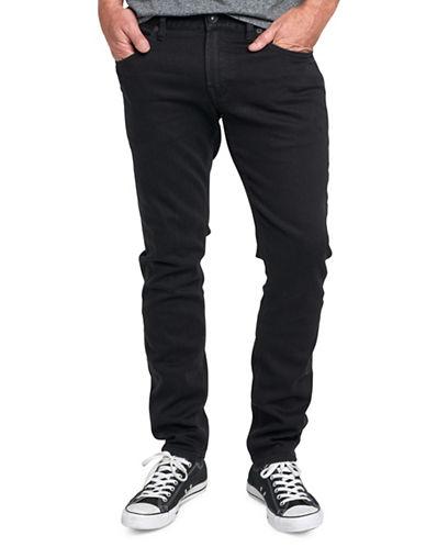 Silver Jeans Taavi Superior Flex Jeans-BLACK-34X32