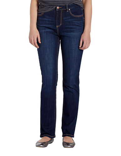 Jag Jeans Laredo Straight Jeans-BLUE-12