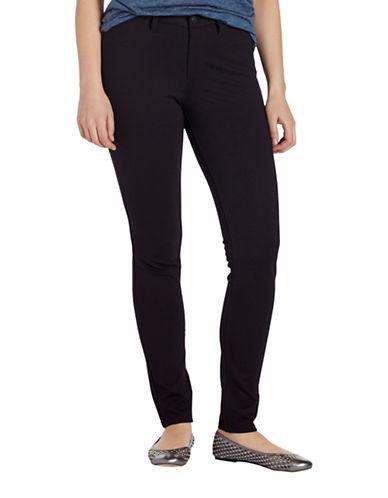 Jag Jeans Lara Skinny Pants-BLACK-2
