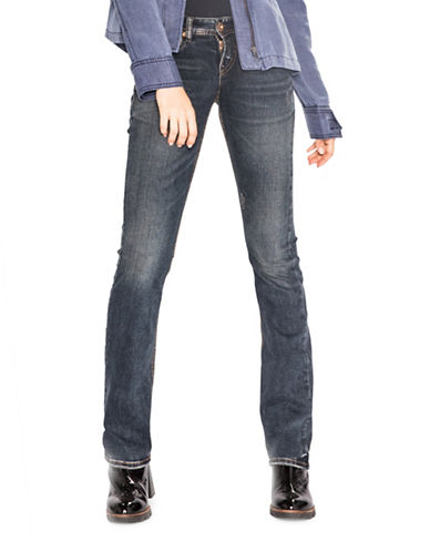 Silver Jeans Tuesday Slim Boot Jeans-INDIGO-30X35