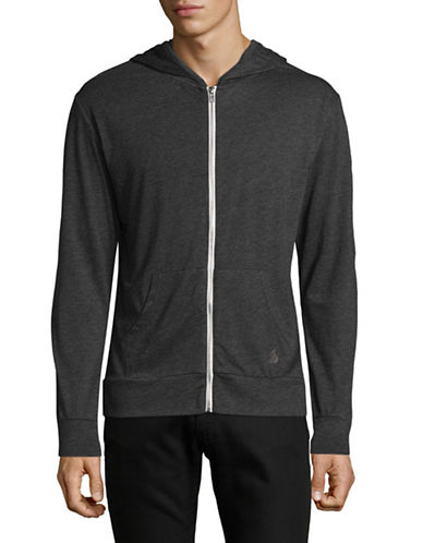 Kuwalla Tee Lightweight Hoodie-CHARCOAL-X-Large 89259755_CHARCOAL_X-Large