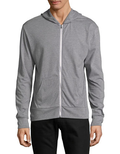 Kuwalla Tee Lightweight Hoodie-LIGHT GREY-Medium