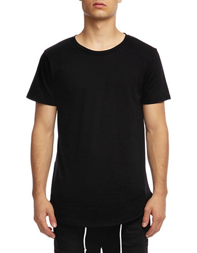 Kuwalla Tee Easy Scoop T-Shirt-BLACK-Large