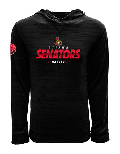 Levelwear Ottawa Senators NHL Price Hoodie-BLACK-Large