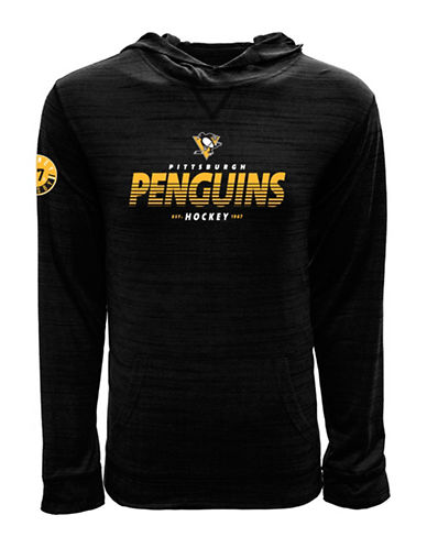 Levelwear Pittsburgh Penguins NHL Price Hoodie-BLACK-X-Large