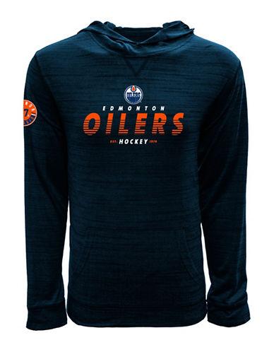 Levelwear Edmonton Oilers NHL Price Hoodie-NAVY-Large
