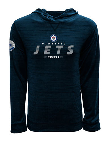 Levelwear Winnipeg Jets NHL Price Hoodie-NAVY-X-Large