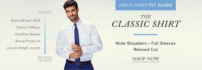 Classic Dresses for Men,