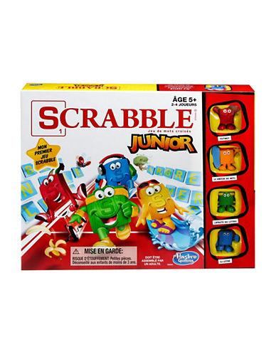 Hasbro Scrabble Junior - French Version-MULTI-One Size