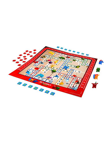 Hasbro Scrabble Junior - English Version-MULTI-One Size
