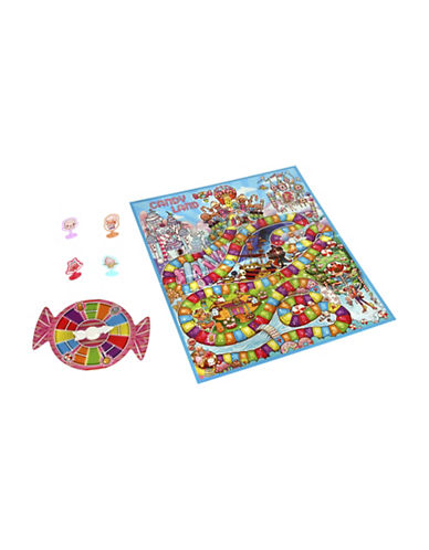 Hasbro Candy Land Game-MULTI-One Size