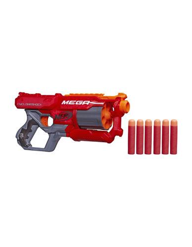 Nerf N-Strike Elite Mega CycloneShock Blaster Nerf Gun-MULTI-One Size