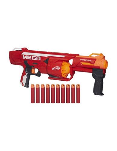Nerf RotoFury Blaster-MULTI-One Size
