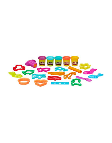 Play-Doh 20-Piece Reusable Fun Tub-MULTI-One Size