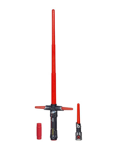 Star Wars The Force Awakens Kylo Ren Deluxe Electronic Lightsaber-MULTI-One Size