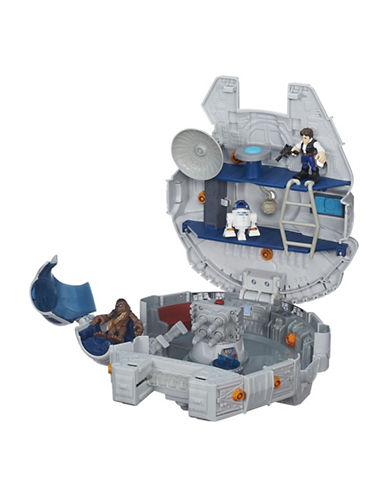 Playskool Millennium Falcon and Figures-MULTI-One Size