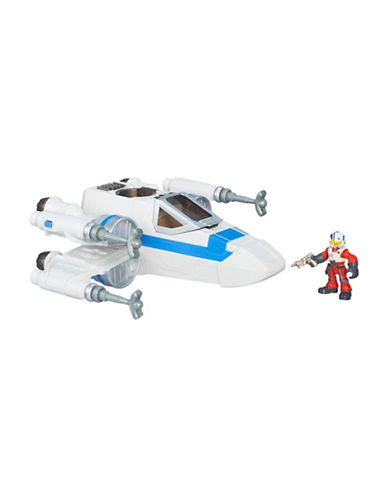 Playskool Resistance X-Wing Fighter-MULTI-One Size