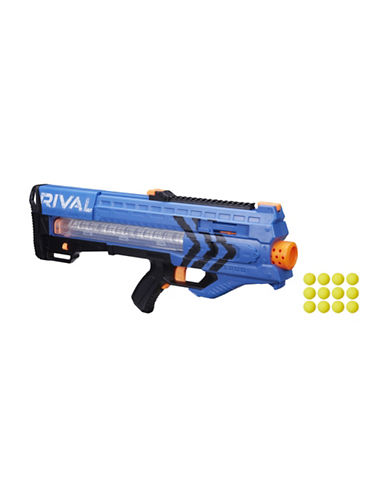 Nerf Rival Zeus MXV-1200 Blue Blaster-MULTI-One Size