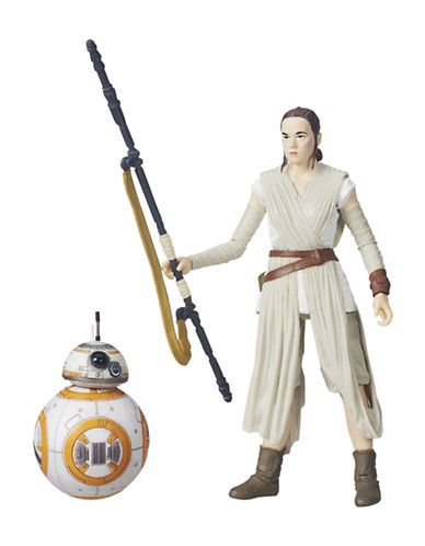 Star Wars Black Series 6-Inch Rey and BB-8-MULTI-One Size