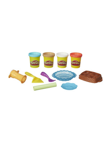 Play-Doh Play-Doh Playful Pies Set-MULTI-One Size