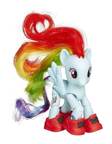 My Little Pony Magic Rainbow Dash Sightseeing Figure-MULTI-One Size 88672062_MULTI_One Size
