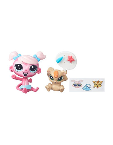 Littlest Pet Shop Minka Mark and LaRisa Toy Set-MULTI-One Size