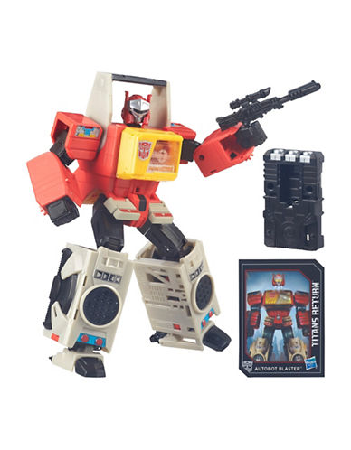 Transformers Generations Titans Return Autobot Blaster and Twin Cast-MULTI-One Size 88675195_MULTI_One Size