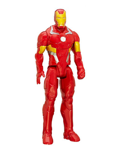 Marvel Marvel Titan Hero Series Iron Man-MULTI-One Size 88674911_MULTI_One Size