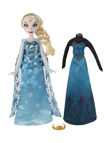 Frozen Coronation Change Elsa Doll-MULTI-One Size